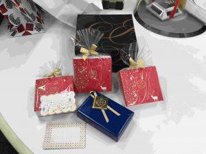 秘書さん方へのクリスマスプレゼント