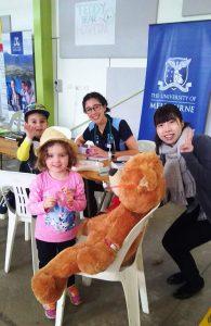 医学生によるボランティア活動